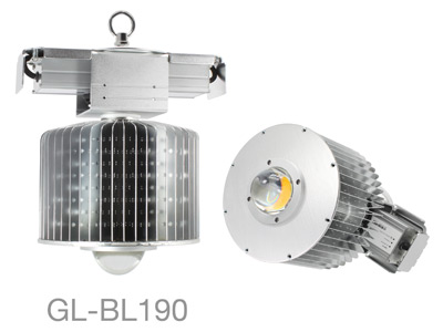 June 14 2016 Taipei Taiwan Glaciallight The Led Lighting Division Of Glacialtech Inc Announces Gl Bl190 High Bay Light